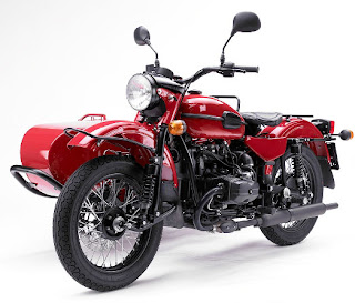 Ural Red Retro Limited Edition