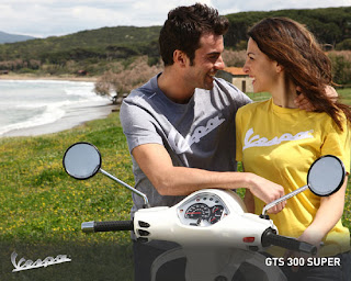 New Vespa GTS 300 SUPER Series