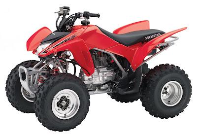 2011 Honda ATV