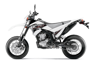 2011 Yamaha WR250X USA Specifications