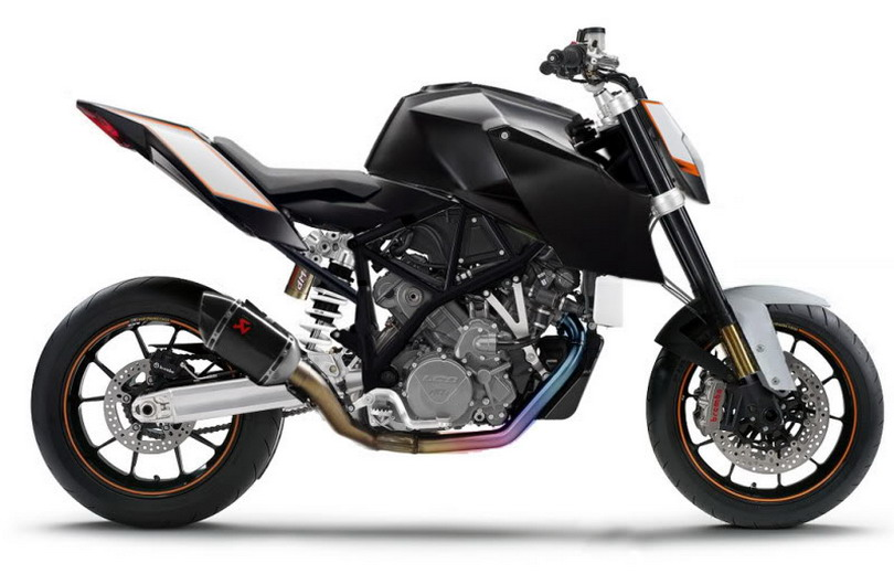 2011 KTM 990 Super Duke   MotorCycle Picture Wallpaper