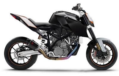 2011 KTM SuperDuke