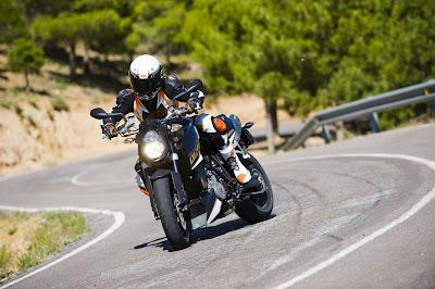 2011 KTM 990 Super Duke