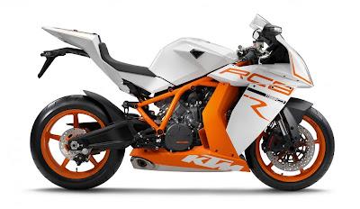2011 KTM 1190 RC8R-Sportbike