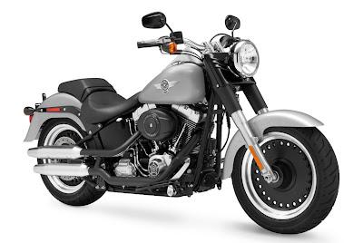 2011 Harley-Davidson FLSTFB Fat Boy Lo