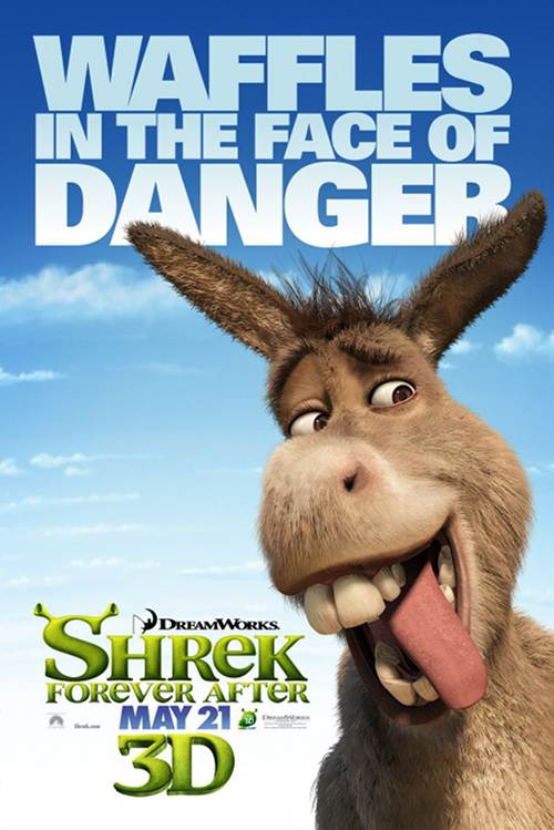 shrek wallpaper donkey. My favourite's still Donkey. You will love him if you can understand his
