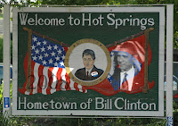 Welcome to Hot Springs by Jan