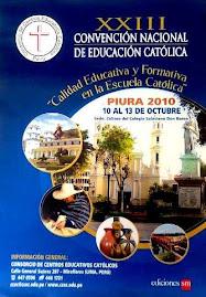 XXIII Convención Nacional de Educación Católica