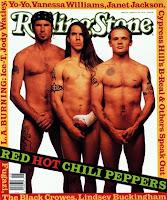 A banda na época do álbum
