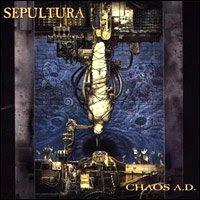 Sepultura: Álbum - Chaos AD