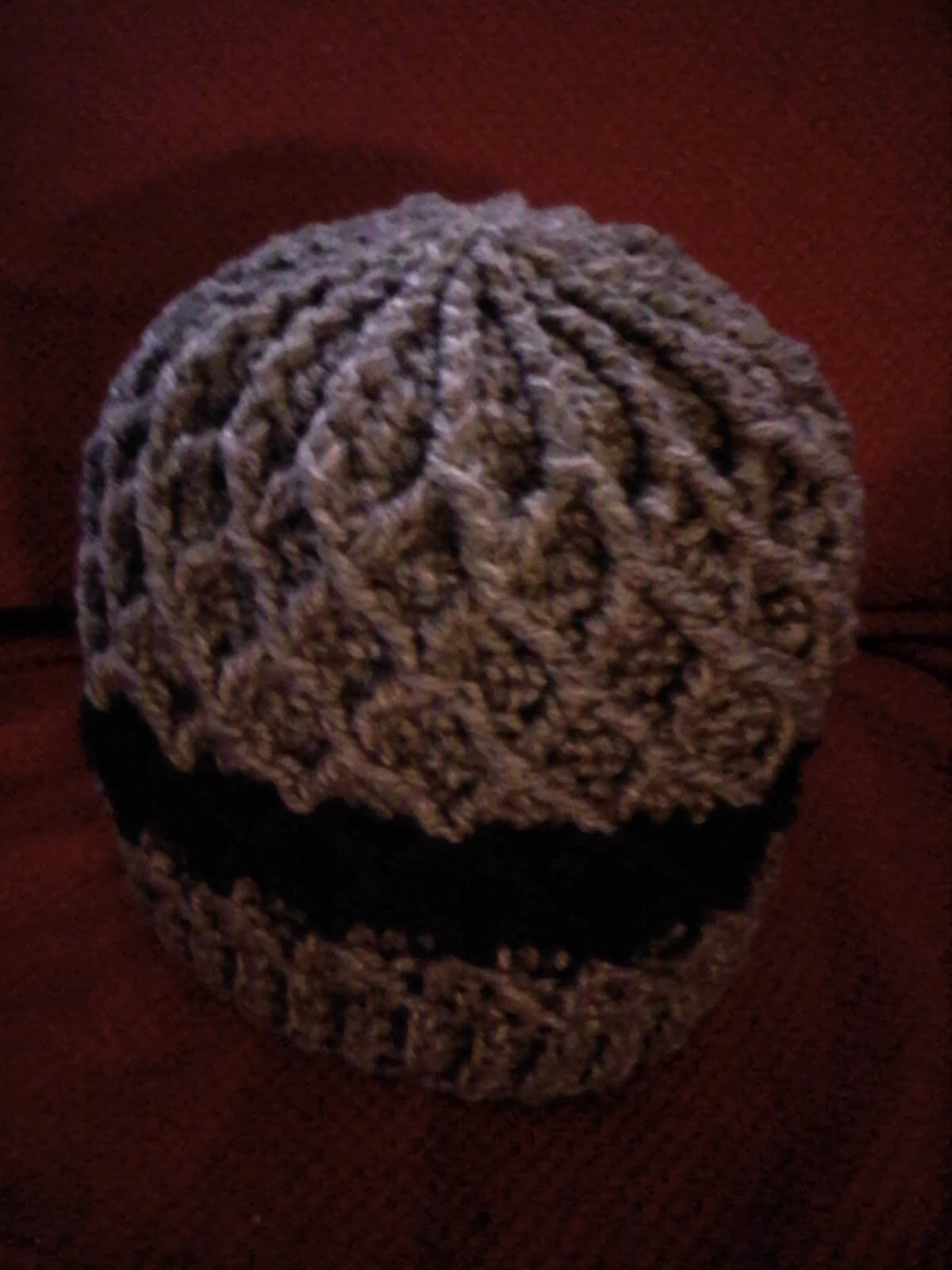 This Crafting Life: The Lattice Hat [crochet pattern]