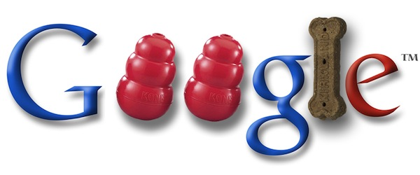 google logo treat