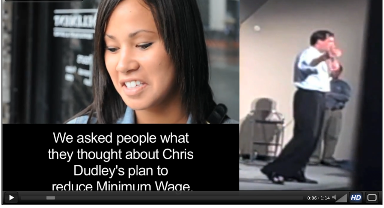 oregon minimum wage