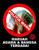 Say No 2 Politik Wang!!