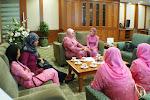 Kunjungan Hormat Pu3 Pandan Ke Pejabat YB Datuk Rosnah Abdul Rashid Shirlin