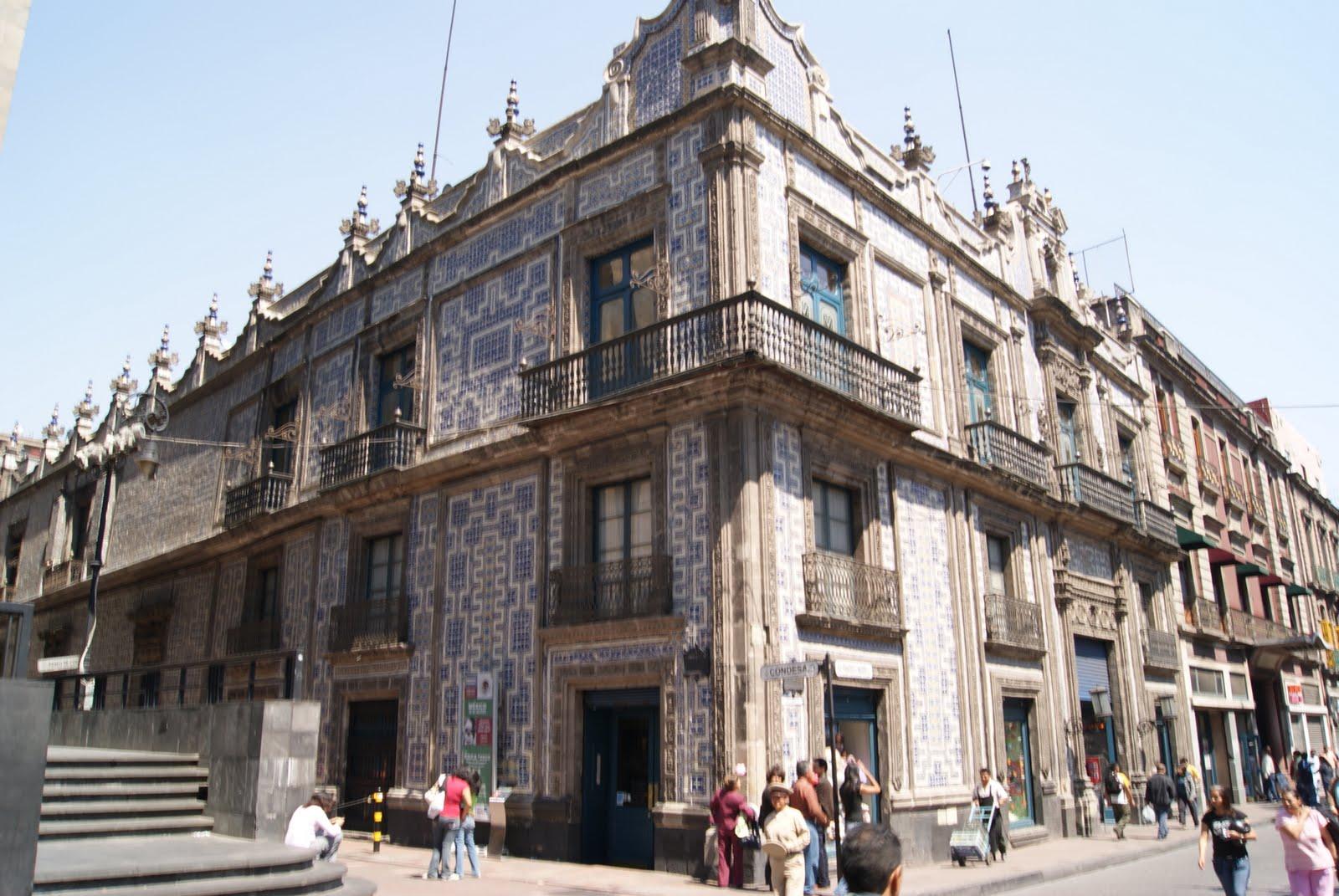Instant neas de la ciudad casa de los azulejos for Casa de los azulejos ciudad de mexico