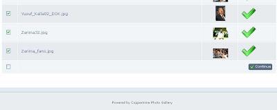 Coppermine Web Based Album Gallery