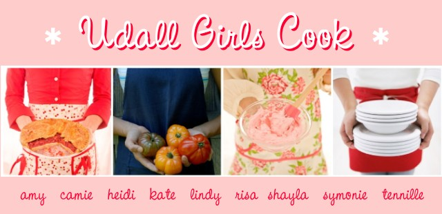 UDALL GIRLS COOK