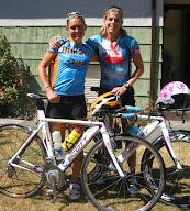 Me and Bree, Victoria, Canada 2008