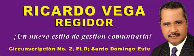 Ricardo Vega Regidor