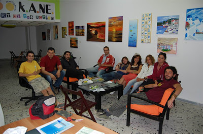 EVS KALAMATA: Short history of the Youth Center of Kalamata