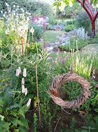 Vår örtträdgård