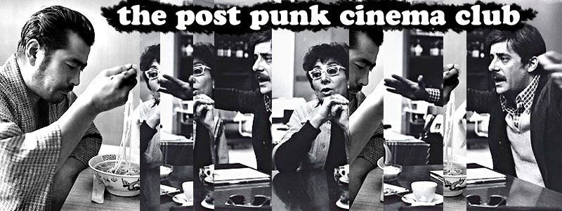 Post-Punk Cinema Club