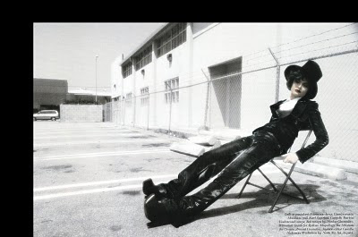 Vogue Italia July 2006 by Steven Meisel, part 3