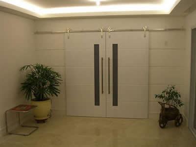 Portas de madeira - Portello - Portas de Madeira