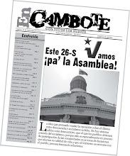 Periódico En Cambote, 6ta edición especial