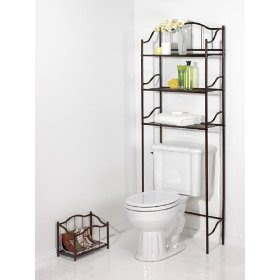 Over Toilet Space Saver - Home & Garden - Compare Prices, Reviews