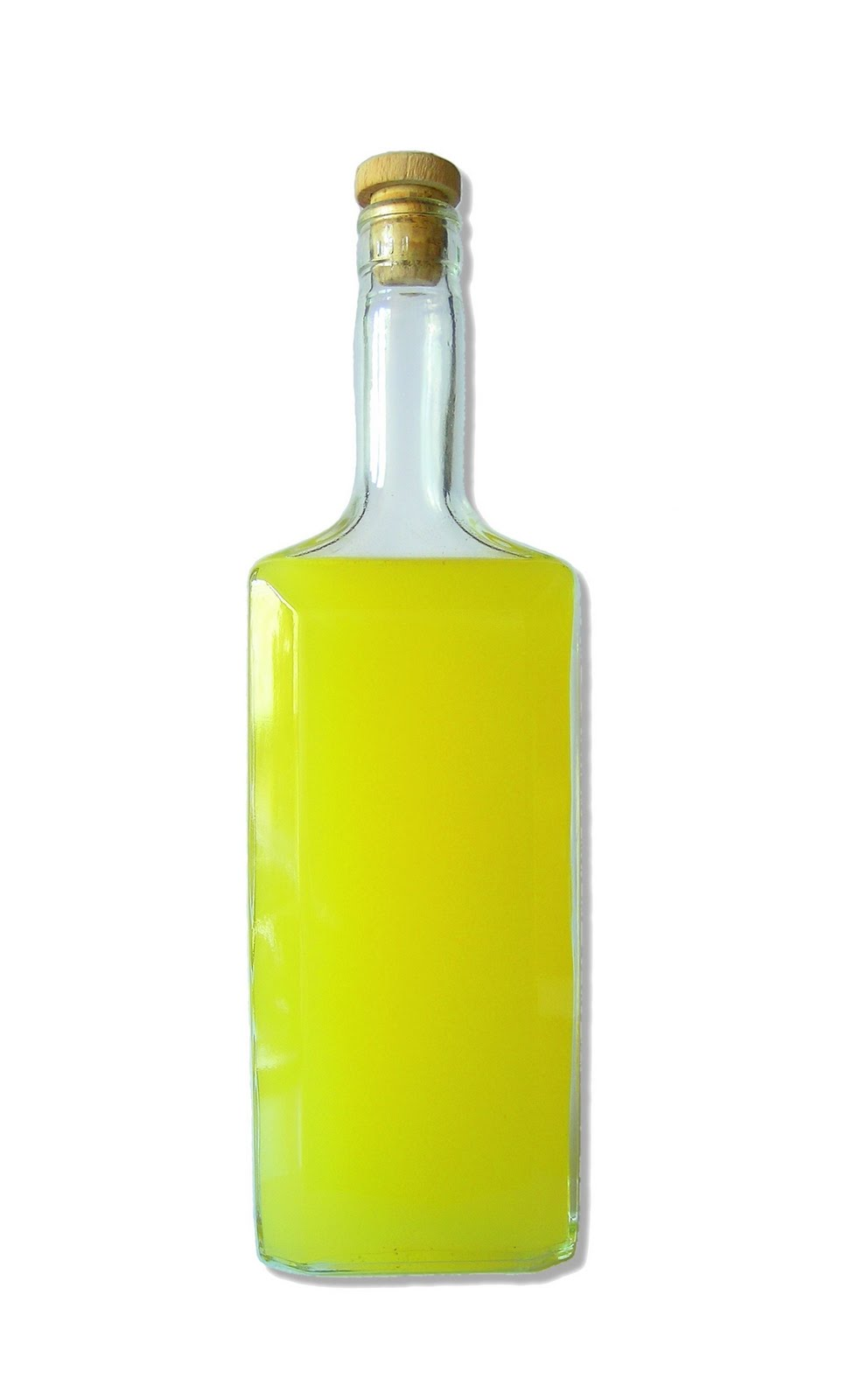 Tea and Sympatico : Homemade Limoncello