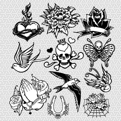 Tattoo Flash Pictures on Tattoo Flash