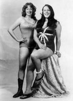 The Glamour Girls - Classic Womens Pro Wrestling