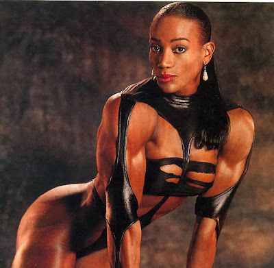 Lenda Murray - body builder