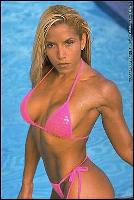 Anna Merchan - Female Fitness Model