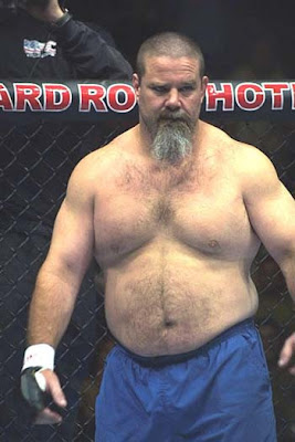 Tank Abbott MMA