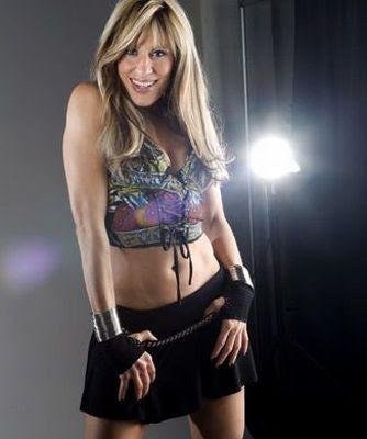 Lilian Garcia-WWE professional wrestling