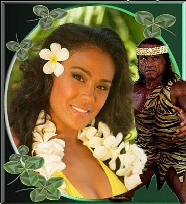 Sarona Snuka - female wrestling