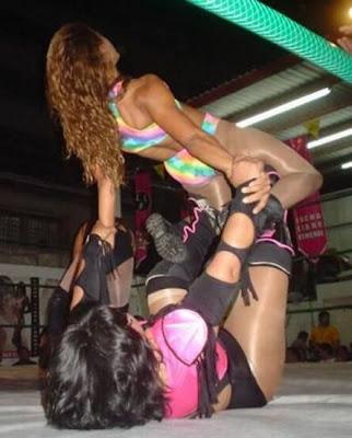 La Brujah - Diana La Cazadora - diana la cazadora wrestling - lucha libre
