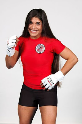Jessica Aguilar - Tom Hill Photos - female mma