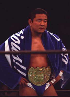 WCW: Yuji Nagata