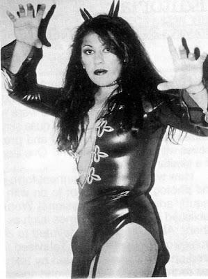 Lady Victoria - Luchadora