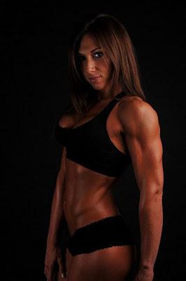 melissa merritt - fitness beauty