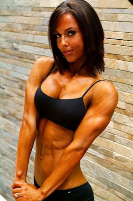 catherine boshuizen - women's fitness photos