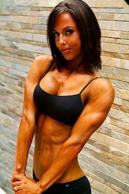 catherine boshuizen - women's fitness photos