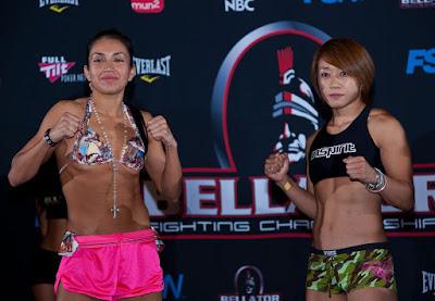 Megumi Fujii - Zoila Frausto - Tom Hill Photos - female MMA