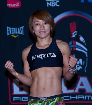 Megumi Fujii - Tom Hill Photos - female MMA