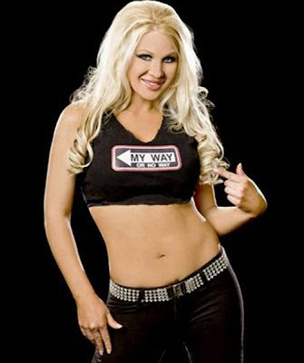 Jillian Hall-WWE