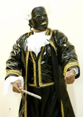 Amadeus - Polvo de Estrellas - luchadores - lucha libre mexicana